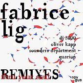 Thru Your Soul - The Remixes by Fabrice Lig