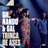 Trinca de Ases (Ao Vivo) de Nando Reis Gilberto Gil