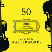 50 Violin Masterworks de Various Artists