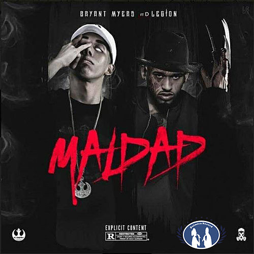 Maldad by Bryant Myers