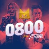 0800 (Ao Vivo) de Manu