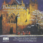 Dancing Day: Christmas Music from Exeter by Stephen Tanner