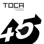 Resurrection EP von Tocadisco