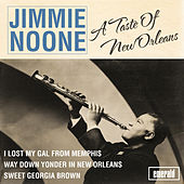 A Taste of New Orleans by Jimmie Noone