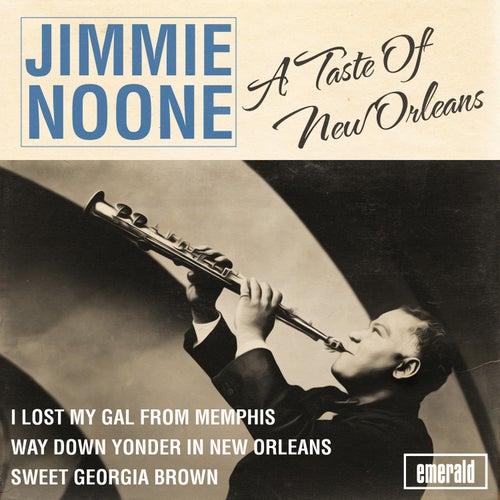 A Taste of New Orleans by Jimmie Noone