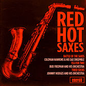 Red Hot Saxes by Various Artists