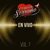 En Vivo - Vol. 7 (En Vivo) by Corazón Serrano
