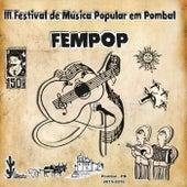 FEMPOP - III Festival de Música Popular em Pombal de Various Artists