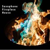 Saxophone Fireplace House de ThomasLikesTechno