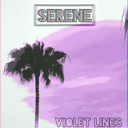 Violet Lines by Serene