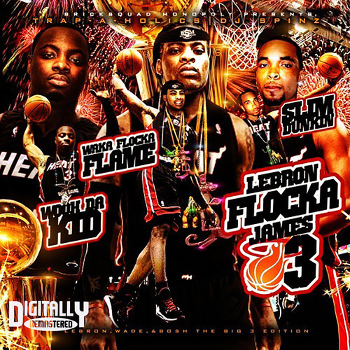 LeBron Flocka James 3 by Waka Flocka Flame