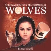 Wolves (Rusko Remix) di Marshmello