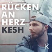Rücken an Herz by Kesh
