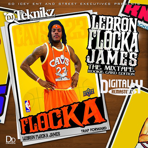 LeBron Flocka James 1 by Waka Flocka Flame