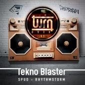 Turn over 03 (Tekno Blaster) von Various Artists