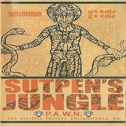 P.A.W.N. Live at Sutpens Jungle, Pt. 2 by DJ Pawn