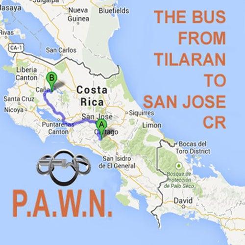The Bus from San Jose to Tilaran by DJ Pawn