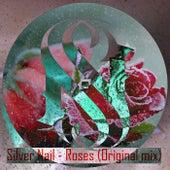 Roses by Silver Nail