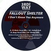 I Don't Know You Anymore by Fallout Shelter
