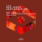 Keep Comin' EP by Ben Jones