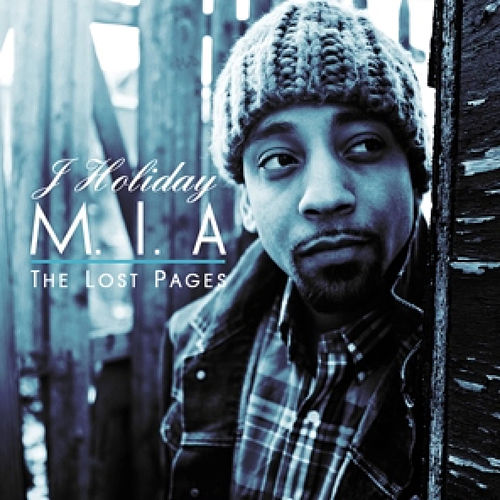 M.I.A. The Lost Pages by J. Holiday