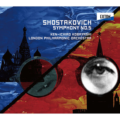 Shostakovich: Symphony No. 5 by London Philharmonic Orchestra