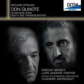 RICHARD STRAUSS: Symphonic Poem ''Don Quixote'' & Symphonic Poem ''Death and Transfiguration'' by Czech Philharmonic Orchestra
