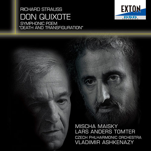 RICHARD STRAUSS: Symphonic Poem ''Don Quixote'' & Symphonic Poem ''Death and Transfiguration'' by Czech Philharmonic Orchestra