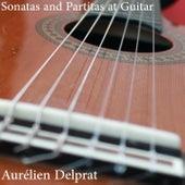 Sonatas and Partitas at Guitar by Aurélien Delprat
