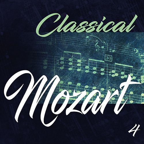 Classical Mozart 4 by Carmen Piazzini