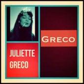 Greco by Juliette Greco