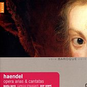 Haendel: Opera Arias & Cantatas by Maria Bayo