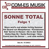 Sonne Total, Folge 1 by Various Artists