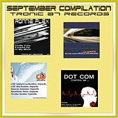 Tronic B7 - September Compilation Vol. 1 by Various Artists