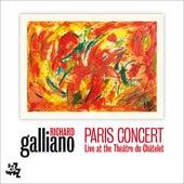 Paris Concert by Richard Galliano