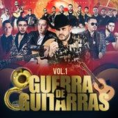 Guerra de Guitarras, Vol. 1 de Various Artists