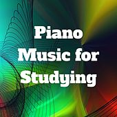 Piano Music for Studying - 50 Relaxing Instrumental Songs for Concentration de Easy Listening Piano