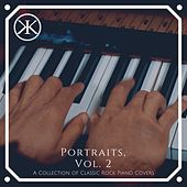 Portraits, Vol.2: A Collection of Classic Rock Piano Covers de Karim Kamar