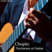 F.Chopin: Nocturnes at Guitar by Aurélien Delprat