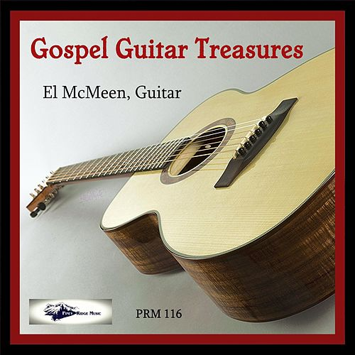 Gospel Guitar Treasures by El McMeen