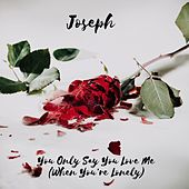 You Only Say You Love Me (When You're Lonely) by Joseph