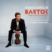 Bartók: Violin Concertos Nos 1 & 2 by Renaud Capuçon