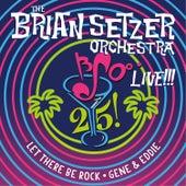 25 Live! von Brian Setzer