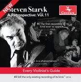 A Retrospective, Vol. 11: Every Violinist's Guide de Steven Staryk
