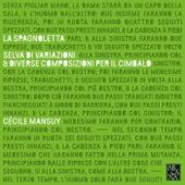 La Spagnoletta: Selva di variazioni & diverse composizioni per il cimbalo by Cécile Mansuy