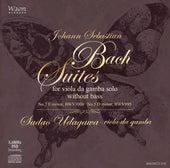 Bach Suites by Sadao Udagawa