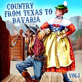 Country from Texas to Bavaria, Vol. 1 de Various Artists