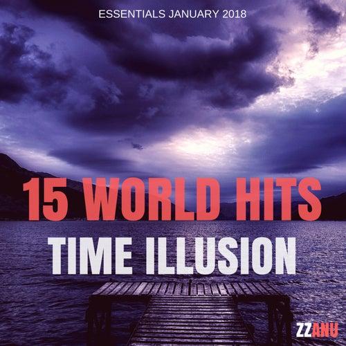 15 World Hits - Essentials January 2018 (Charts Fusion Deep) by ZZanu