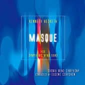 Masque von Showa Wind Symphony