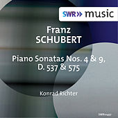 Schubert: Piano Sonatas Nos. 4 & 9 by Konrad Richter